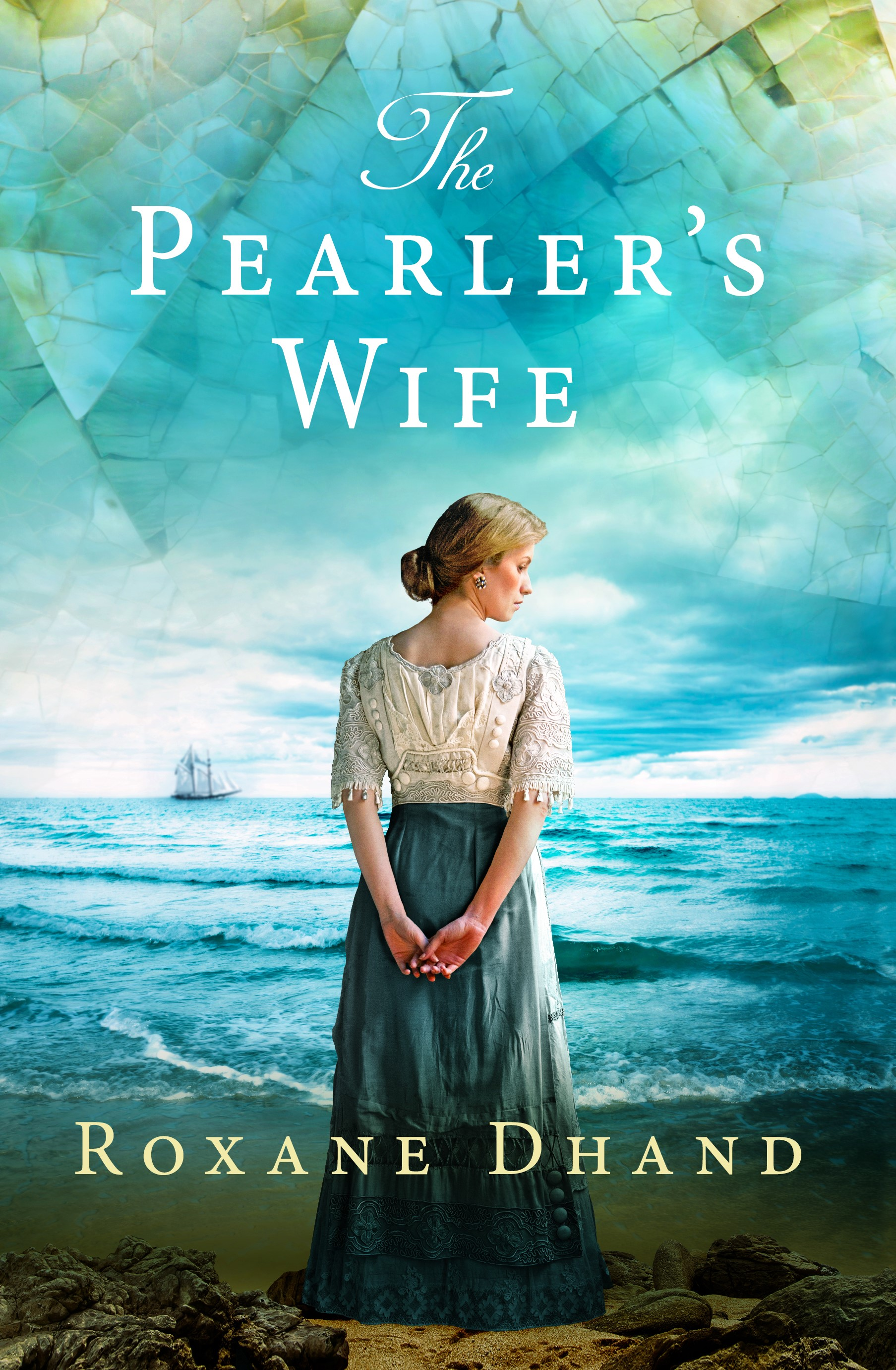 THE PEARLER'S WIFE  Bantam Australia/Harper Impulse UK, Feb 2018 Historical, 326 pages  From the high seas to the deep seabed, from the latticed verandahs of Buccaneer Bay to the gambling dens in Asia Place, THE PEARLER'S WIFE is a stunning debut, inspired by a small yet pivotal moment in Australian history.