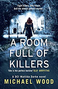 A ROOM FULL OF KILLERS  Novel, 487 pages, Killer Reads UK, 2017  The third book in Michael Wood's darkly compelling crime series featuring DCI Matilda Darke. Perfect for fans of Peter James, Lee Child and Karin Slaughter.  Eight killers. One house. And the almost perfect murder…  Starling House is home to some of the nation's deadliest teenagers, still too young for prison.  When the latest arrival is found brutally murdered, DCI Matilda Darke and her team investigate, and discover a prison manager falling apart and a sabotaged security system. Neither the staff nor the inmates can be trusted.  The only person Matilda believes is innocent is facing prison for the rest of his life. With time running out, she must solve the unsolvable to save a young man from his fate, and find a murderer in a house full of killers…