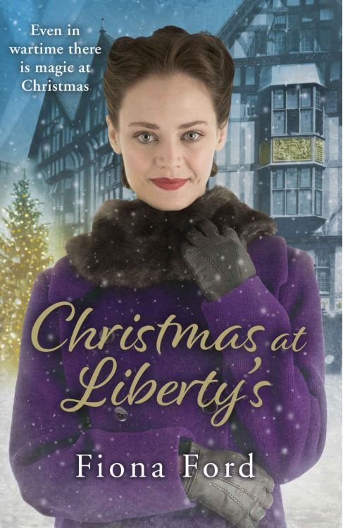 CHRISTMAS AT LIBERTY'S Fiction, 368 pages, Arrow, 2018  September, 1941: Mary arrives in war-torn London nursing a broken heart and a painful secret.  When she is offered her dream post as an assistant in the fabric department at Liberty store, she knows this is the fresh start she needs. Amid the store's vibrant prints and sumptuous interiors, Mary finds a new family who can help her to heal.  But not everyone will give Mary such a warm welcome, and the trauma of her past will soon catch up with her.  As Mary and the Liberty Girls endure the heartache and uncertainty of war, it will take a steady heart to keep the magic of Christmas alive.