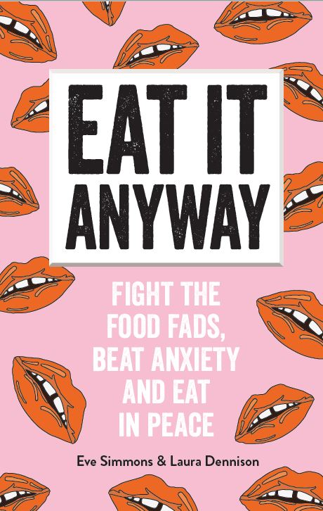 EAT IT ANYWAY UK, Mitchell Beazley, 2019  The definition of 'healthy eating' has been chewed up, spat out and re-digested enough times to make Joe Public give up and seek out their nearest branch of McDonald's. Our mindless obsession with eating 'right' is such that we're now more concerned about what our Instagram followers think of a poorly lit picture of our dinner than we are of its effect on our own palate. Or, indeed, our happiness. We seem to be living in a time where we no longer eat with our hearts, emotions or heritage - but with what our waistlines (and followers) in mind.  Not Plant Based are on a mission to help you love food again. The principle is very simple: eat what you like and don't worry about it. It's a menu that's especially delicious, 'guilt-free' and requires a hell of a lot less money spent in health food shops. Throughout the book, Laura and Eve call on experts to debunk myths and provide a balanced exploration of our attitude towards food, with some delicious recipes thrown in along the way. They discuss their own experiences of eating disorders and offer personal tips and coping mechanisms to help rid you of anxiety linked to food. No one is saying healthy eating is bad; there is simply a lot of misleading information out there. More to the point, food is so much more in the grand scheme of life than health: it's family, friends, enjoyment and memories.  So go on, take a bite out of  HOW TO FEEL THE FEAR AND EAT IT ANYWAY  and learn to love your food all over again. It's SO mouth-wateringly good - we bet you'll be back for seconds.