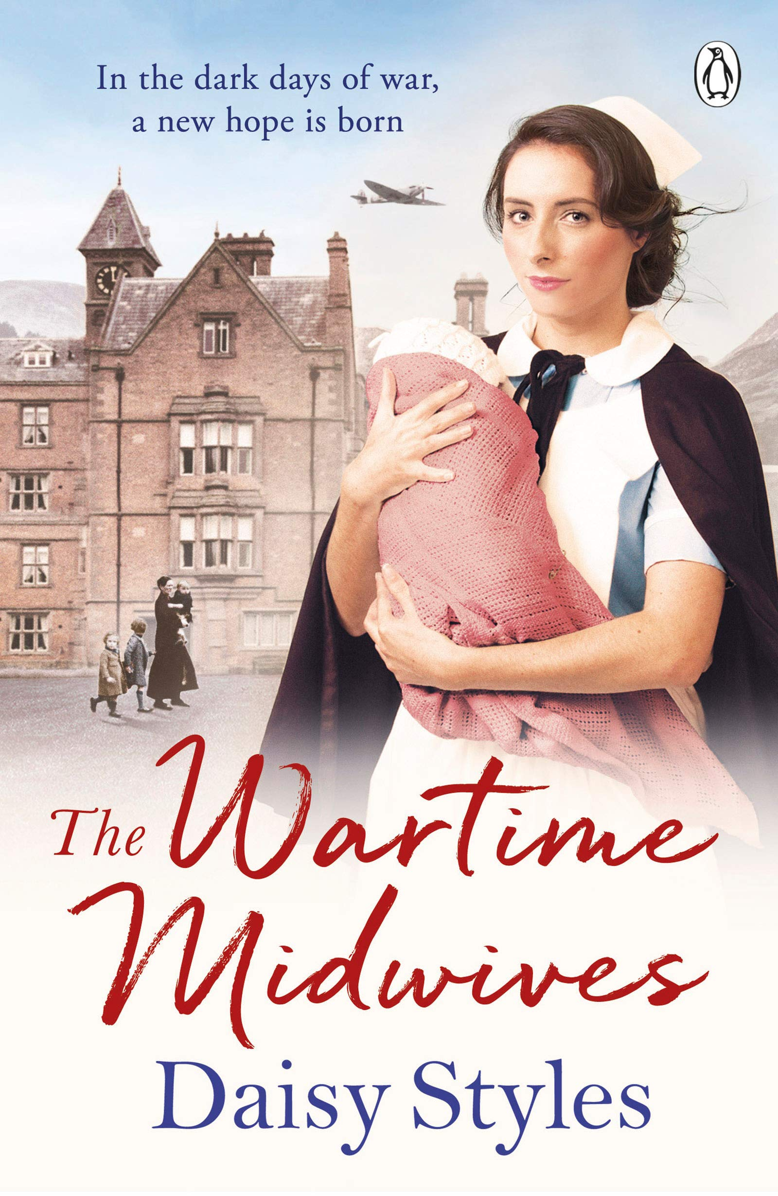 THE WARTIME MIDWIVES  Saga, 400 pages, Penguin, May 2019  Mary Vale, a grand and imposing Mother and Baby Home, sits on the edge of the Lake District. Its doors are open to unmarried women who come to hide their condition and find sanctuary.  Women from all walks of life pass through Mary Vale, from beautiful waitress Emily, whose boyfriend has vanished without trace, to young Isla, cast out by her wealthy family after her first year at university goes horribly wrong.  Awaiting them is Nurse Ada and Sister Anne who work tirelessly to aid the mothers and safely deliver the babies. But the unforgiving Matron and Head of Governors, Captain Percival, have other, more sinister, ideas.  As war looms the women at Mary Vale must pull together for the sake of themselves and their babies and Ada and Anne must help protect their patients, no matter what the cost.