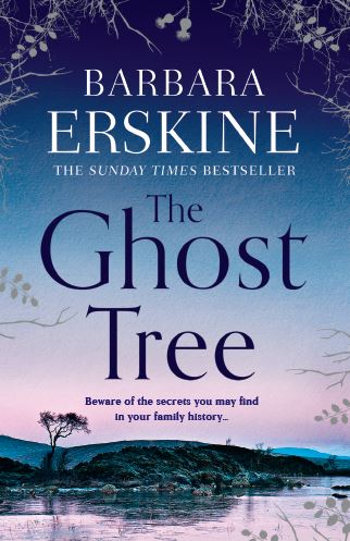 THE GHOST TREE  Novel, 592 pages HarperCollins, August 2018  Ruth has returned to Edinburgh after many years of exile. Left rootless by the death of her estranged father, she is faced with the daunting task of sorting through his possessions. Amidst the dust of her old life, Ruth discovers a hidden diary from the eighteenth century, written by her ancestor, Thomas Erskine. As she sifts through the ancient pages of the past, Ruth is pulled into a story that she can't escape.  As the youngest son of a noble family Thomas' life started in genteel poverty, but his extraordinary experiences propel him from the high seas to Lord Chancellor. Yet, on his journey through life, he makes a powerful enemy who hounds him to the death – and beyond. Ruth has opened a door to the past that she can't close, and meets a ghost in her family tree who wasn't invited. She will have to draw upon new friends and old in what will become a battle for her very survival…