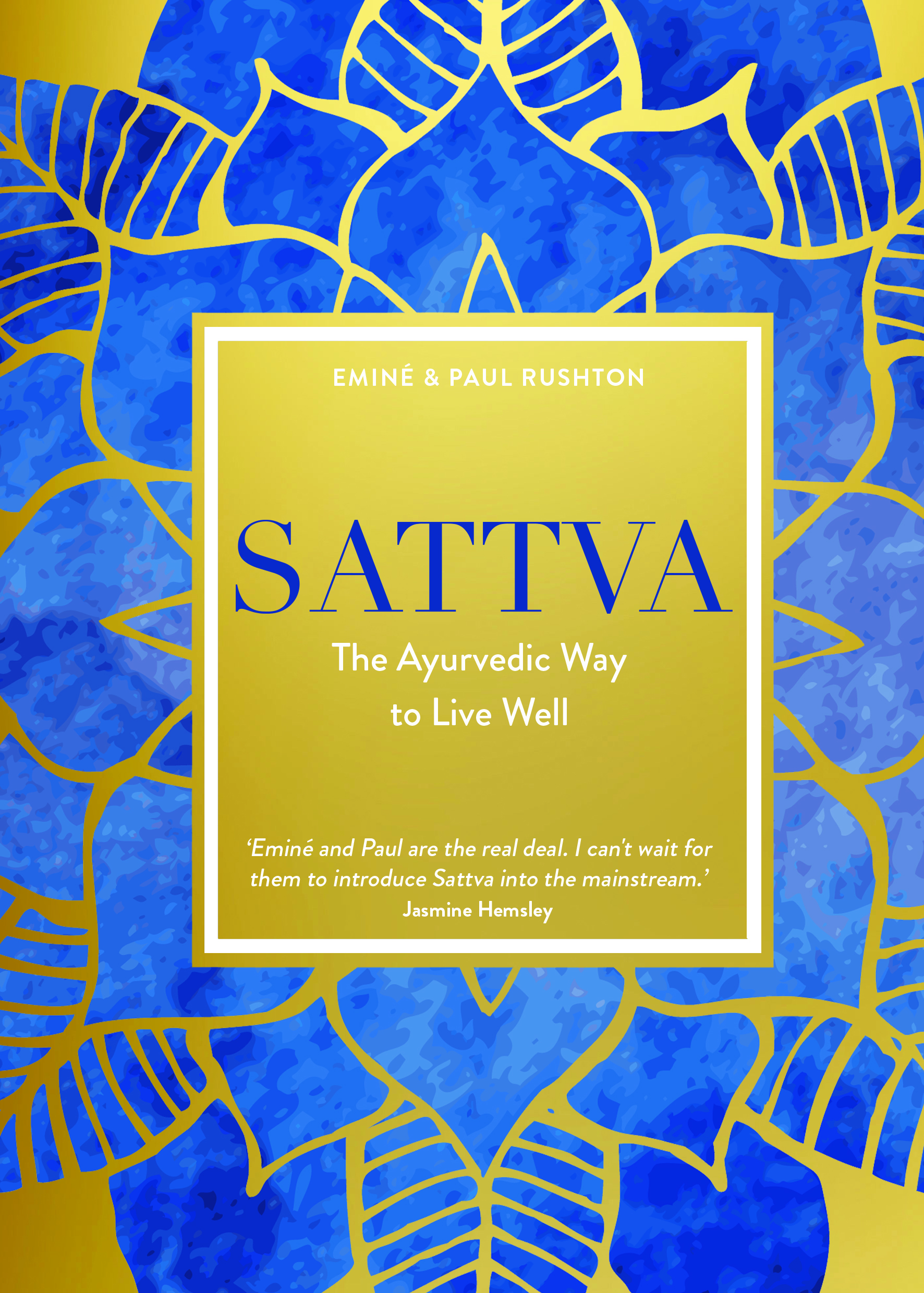 SATTVA: The Ayurvedic Way to Live Well  Ayurveda, 272 pages, Hay House UK, June 2019  Sattva is one of the three basic life forces outlined in Ayurvedic teachings. Among the beautiful qualities it embodies - unity, harmony, purity, vitality, clarity, gentleness and serenity - are essences of nature that we're craving more than ever in our busy lives.  In this book, you'll find a complete lifestyle prescription for balance and peace in our hectic Western world. SATTVA offers a simple guide to living in harmony with seasonal cycles, resources for conscious living and nourishment for body and soul.  A celebration of ancient, holistic wisdom for intuitive modern living, Sattva has the power to help us move from chaos into consciousness. Let it remind you of your natural state of being.