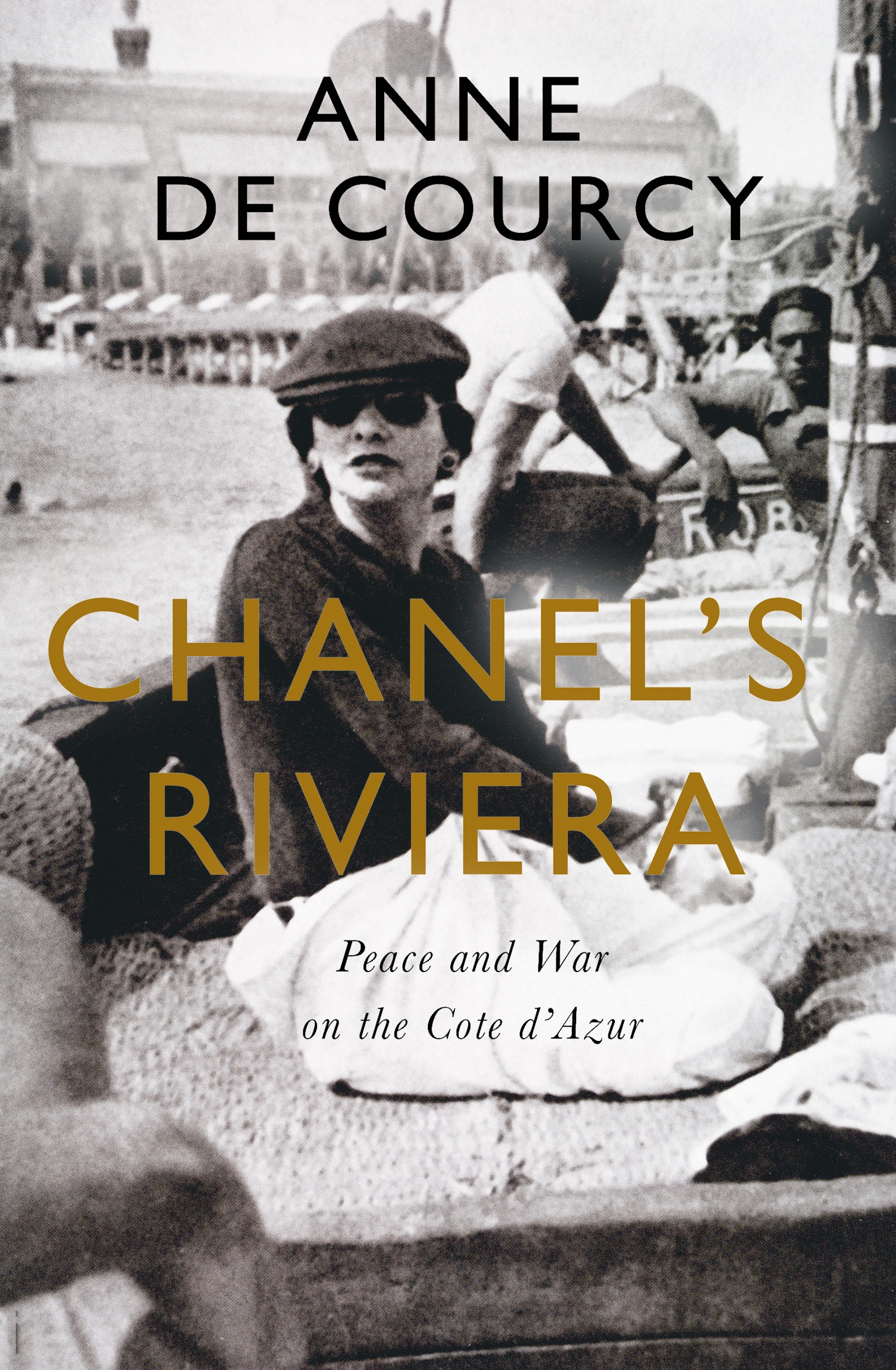CHANEL'S RIVIERA  Biography, 304 pages Weidenfeld & Nicholson, June 2019  Far from worrying about the onset of war, in the spring of 1938 the burning question on the French Riviera was whether one should curtsey to the Duchess of Windsor. Few of those who had settled there thought much about what was going on in the rest of Europe. It was a golden, glamorous life, far removed from politics or conflict.  Featuring a sparkling cast of artists, writers and historical figures including Winston Churchill, Daisy Fellowes, Salvador Dalí, the Duke and Duchess of Windsor, Eileen Gray and Edith Wharton, with the enigmatic Coco Chanel at its heart, CHANEL'S RIVIERA is a captivating account of a period that saw some of the deepest extremes of luxury and terror in the whole of the twentieth century.  From Chanel's first summer at her Roquebrune villa La Pausa (in the later years with her German lover) amid the glamour of the pre-war parties and casinos in Antibes, Nice and Cannes to the horrors of evacuation and the displacement of thousands of families during the Second World War, CHANEL'S RIVIERA explores the fascinating world of the Cote d'Azur elite in the 1930s and 1940s. Enriched with much original research, it is social history that brings the lives