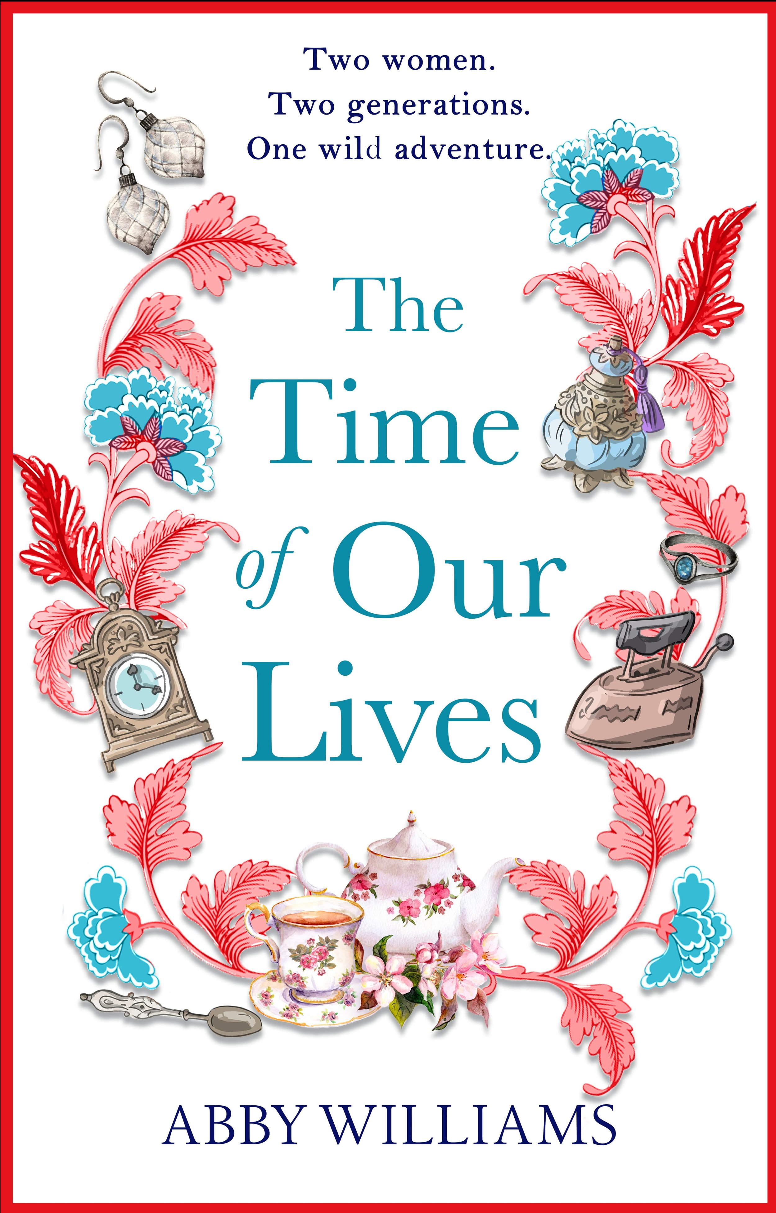 THE TIME OF OUR LIVES Women's Fiction, 377 pages, Aria, August 2019  Twenty-six-year-old Erin has everything she's ever wanted – a good job, a gorgeous fiancé and a best friend who's always there for her. But suddenly her life comes crashing down around her. Unable to return home to her parents, she takes a room in a house nearby and her life starts over in the most unexpected of ways... Seventy-six-year-old Lydia, who, shocked by the sudden death of her husband, is devastated to discover that he has left her in crippling debt. With no choice but to take in a lodger, Erin comes into her life. When they find a letter hidden in the attic old secrets come to light and, with Erin by her side, Lydia finds herself going on a trip of a