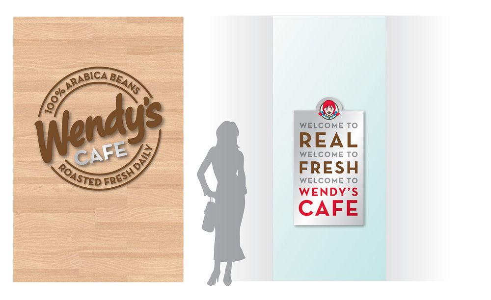 Wendy's Cafe Concept 3 Detail