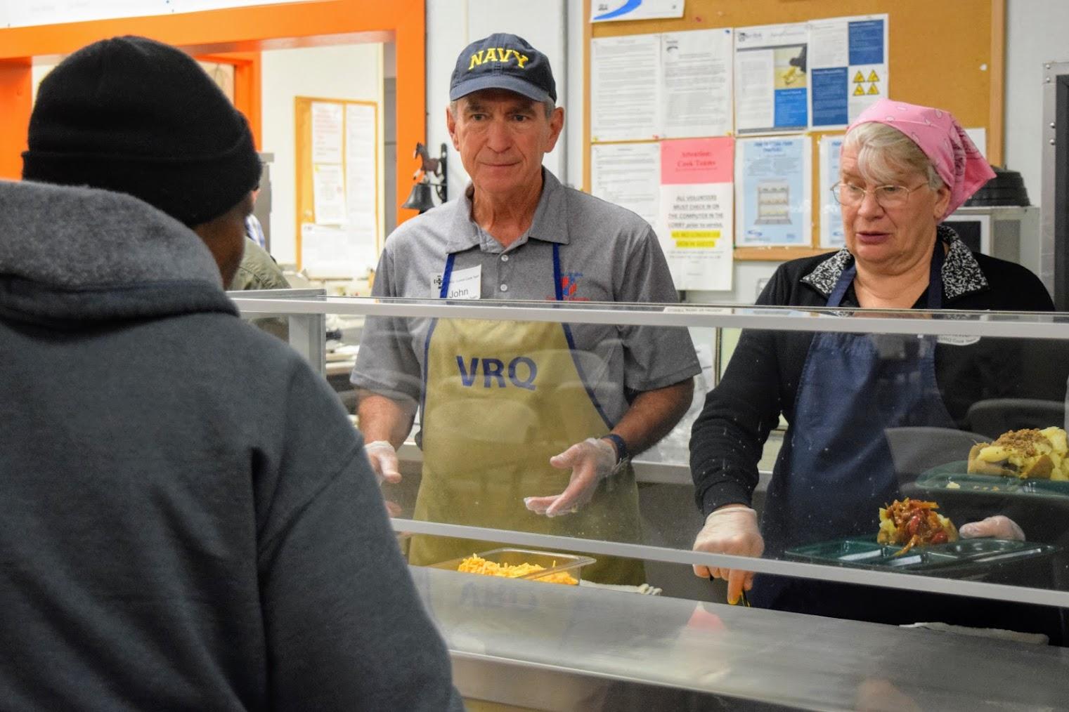 VRQ - Volunteer Cook Team