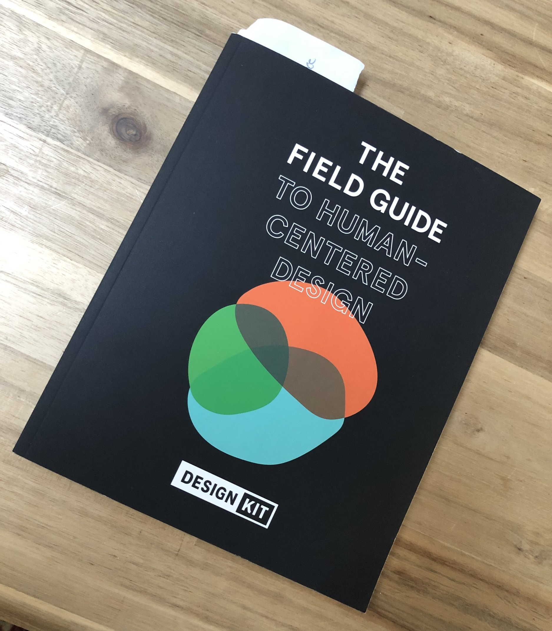 The Field guide to Human-Centered Design, by IDEO.org