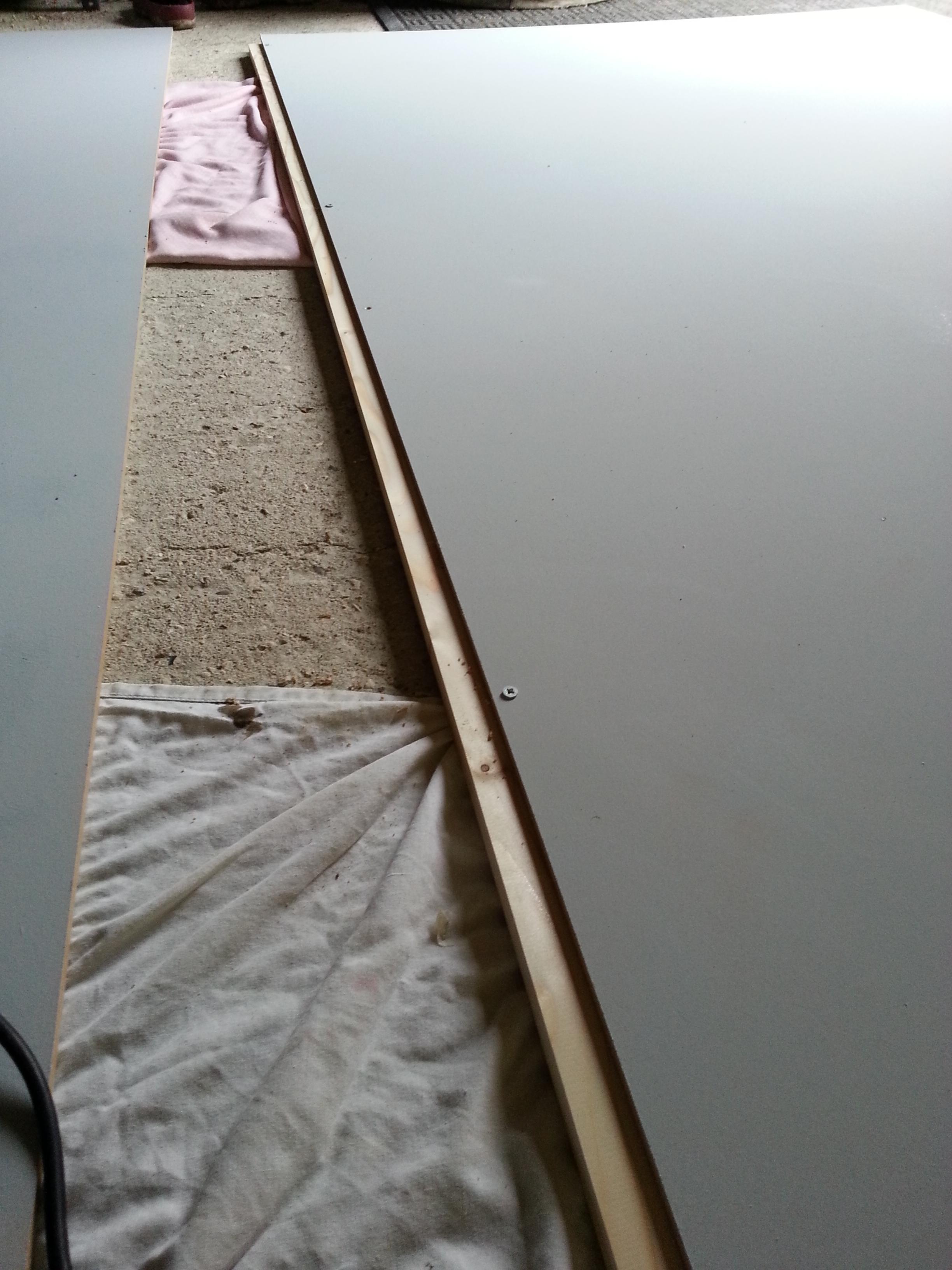 MDF Board 6x1220x2440mm