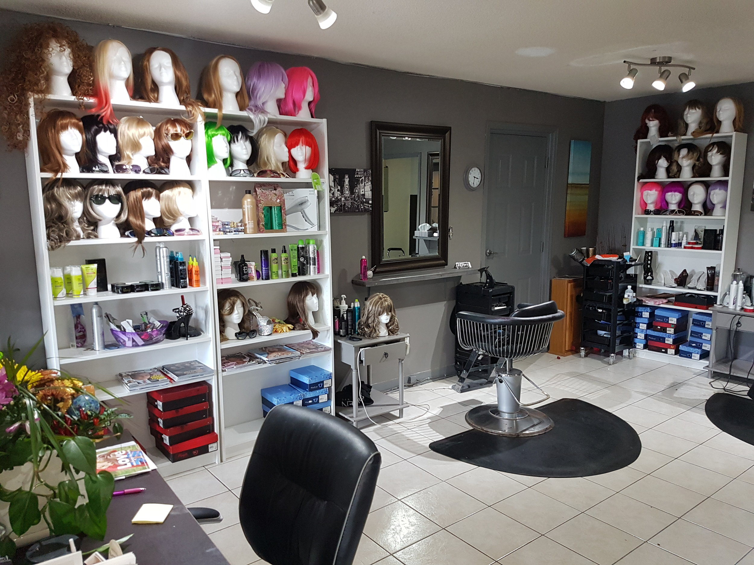 devadave hair salon