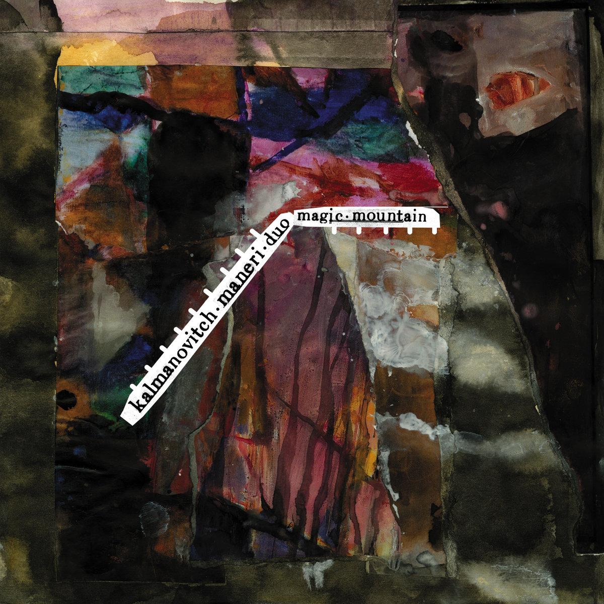 MAGIC MOUNTAIN on CD