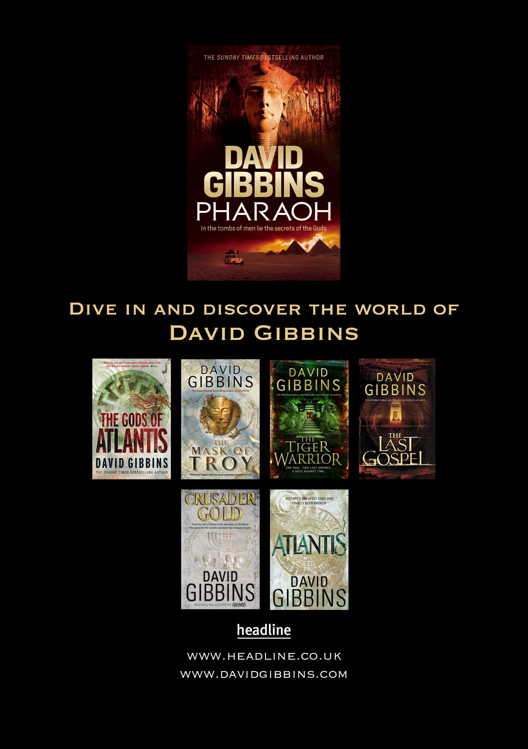 David Gibbins covers PHARAOH.jpg