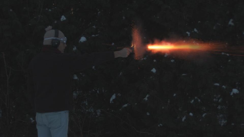 1849 Colt revolver