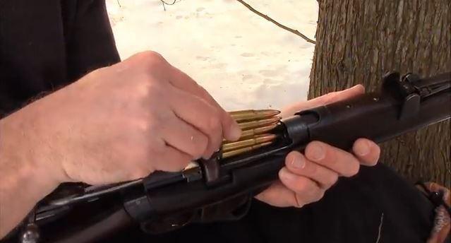 1943 Lee-Enfield rifle