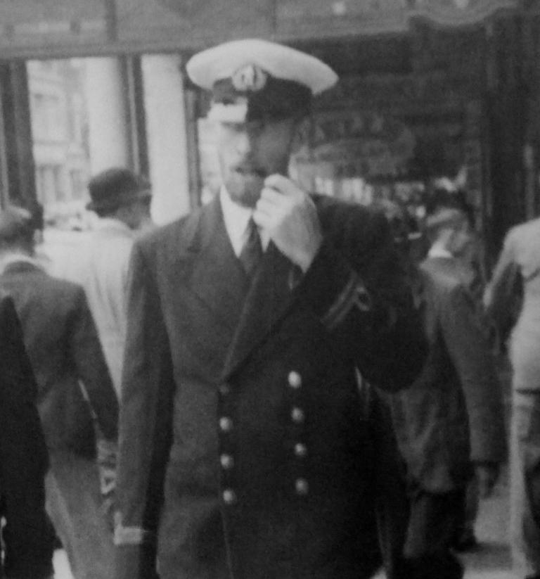 Captain Lawrance Wilfred Gibbins