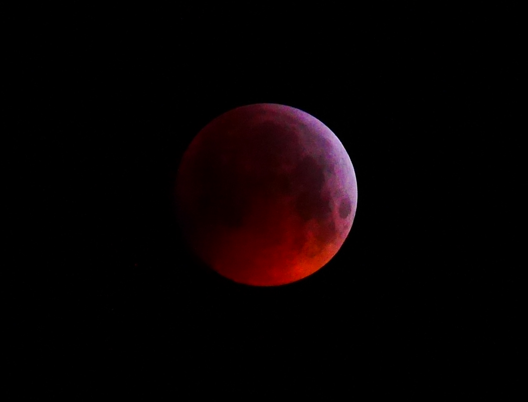 Blood Moon, 21 January 2019