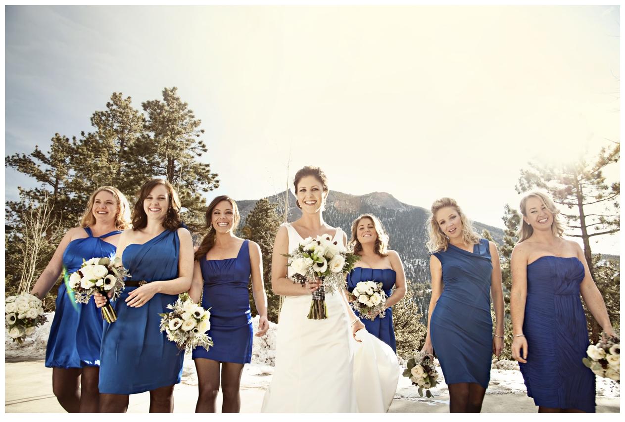 FEATURED WEDDING:   Colorado Mountain