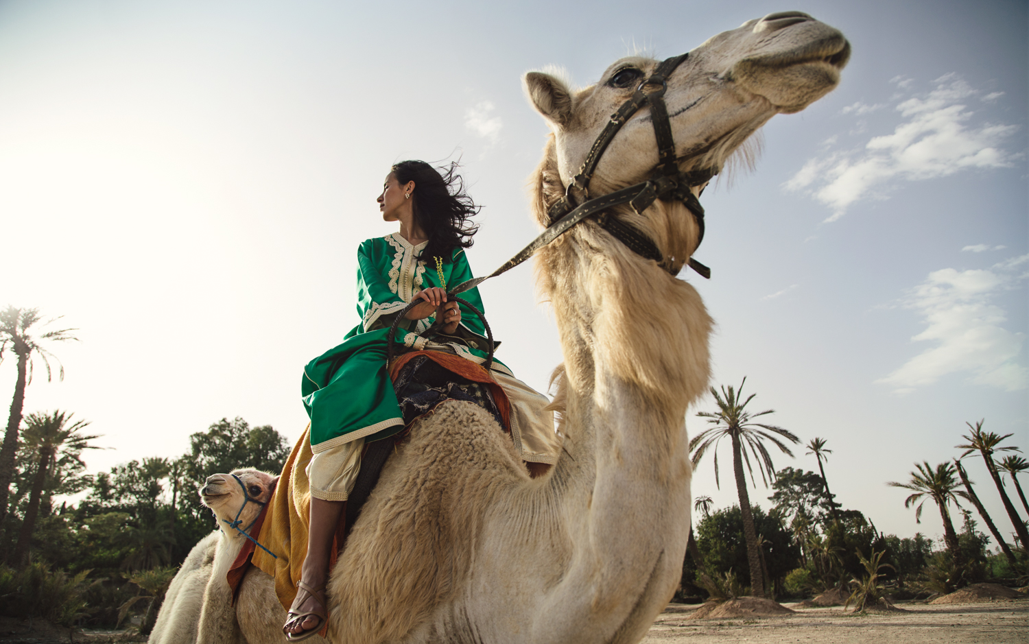 FEATURED WEDDING:   Morocco