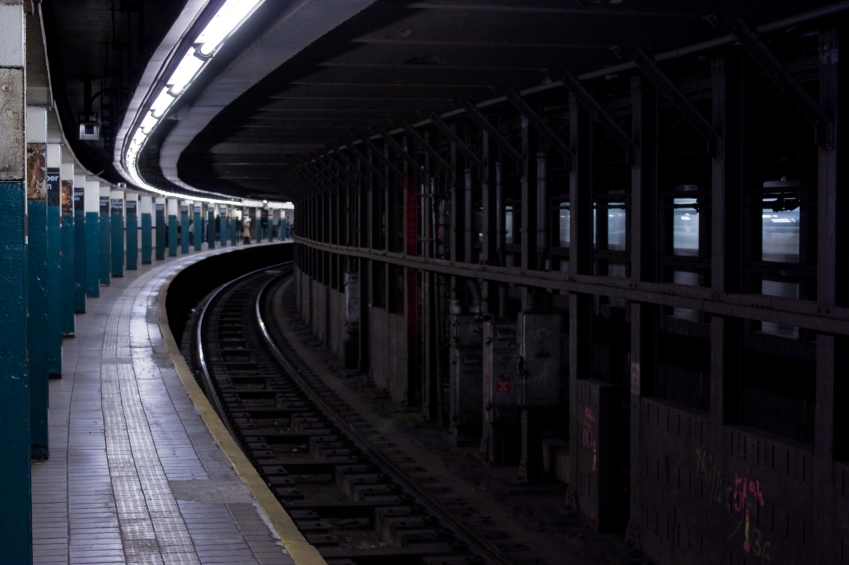 Astor Place Subway