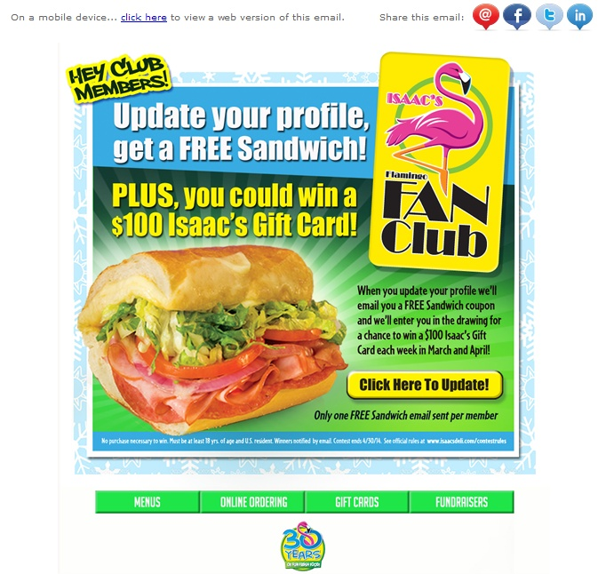 email - Webview - Update Your Flamingo Fan Club Info, Get A Free Sandwich!.clipular.png