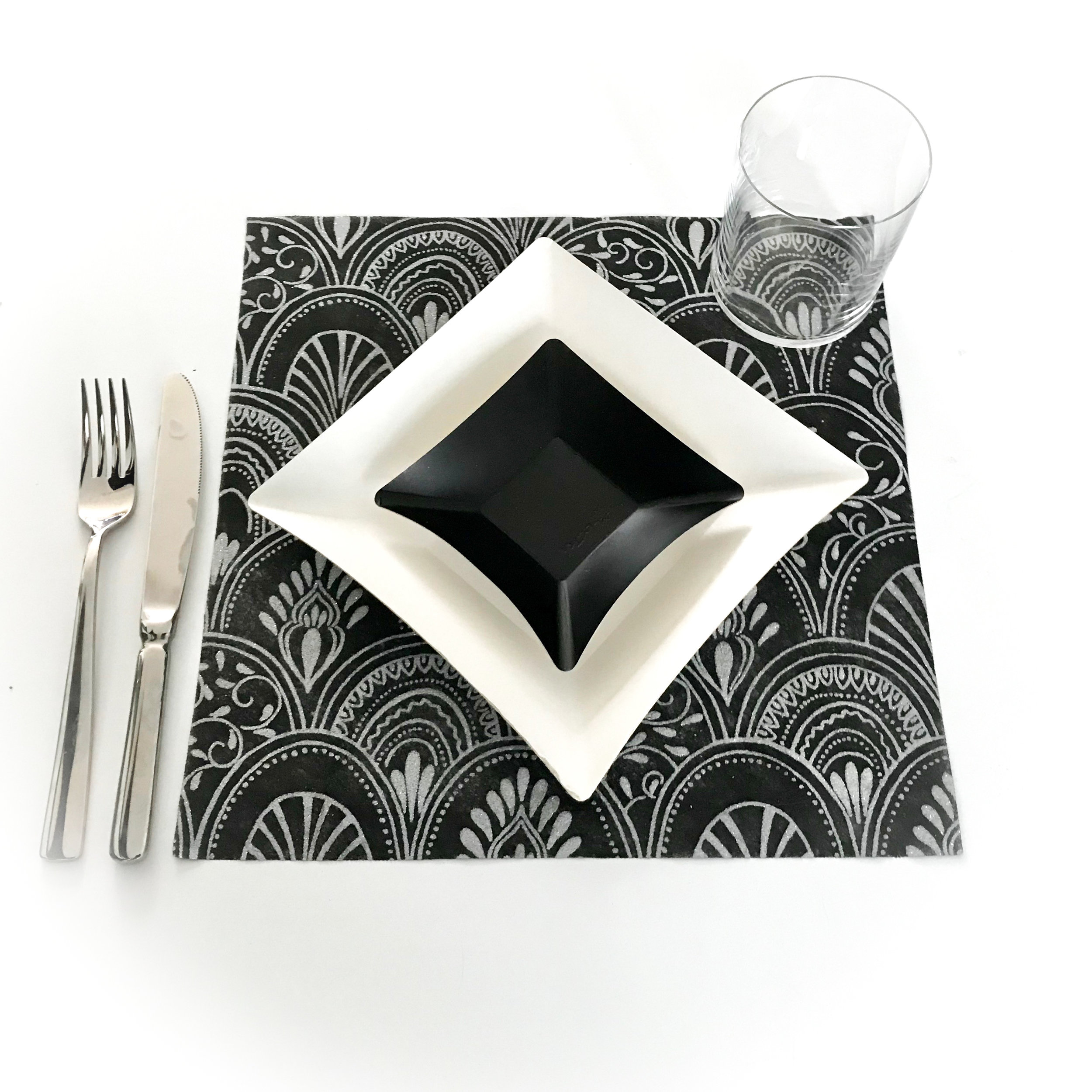 Milano Square Placemats
