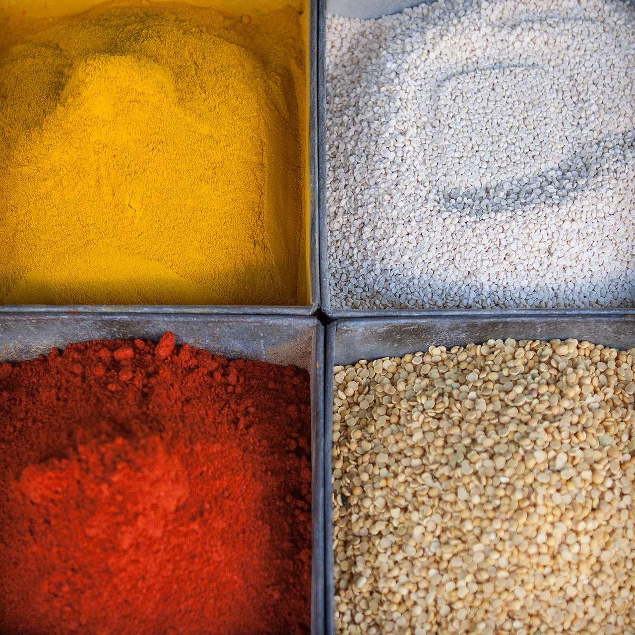 Spice Bin