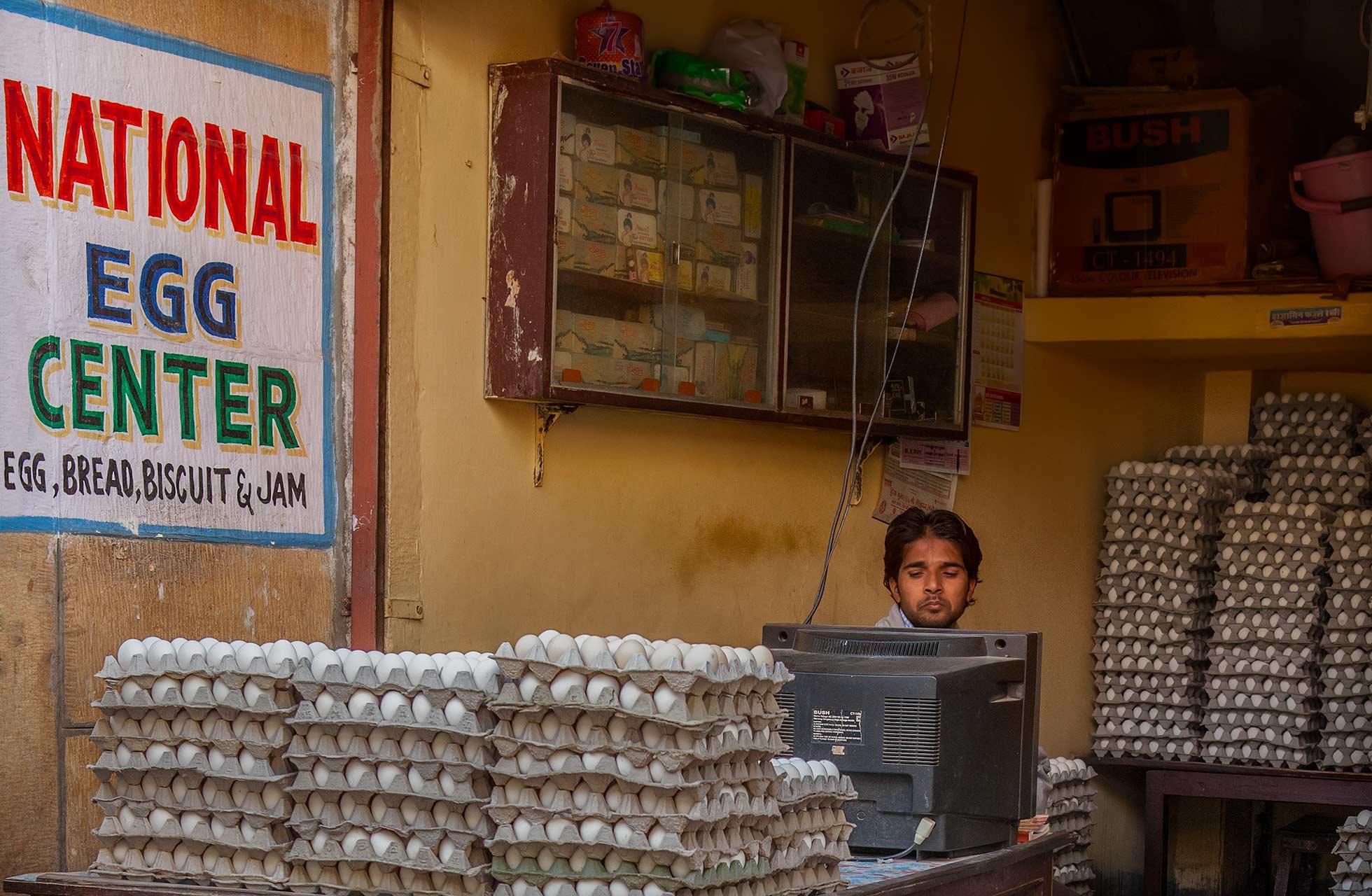 Egg Center