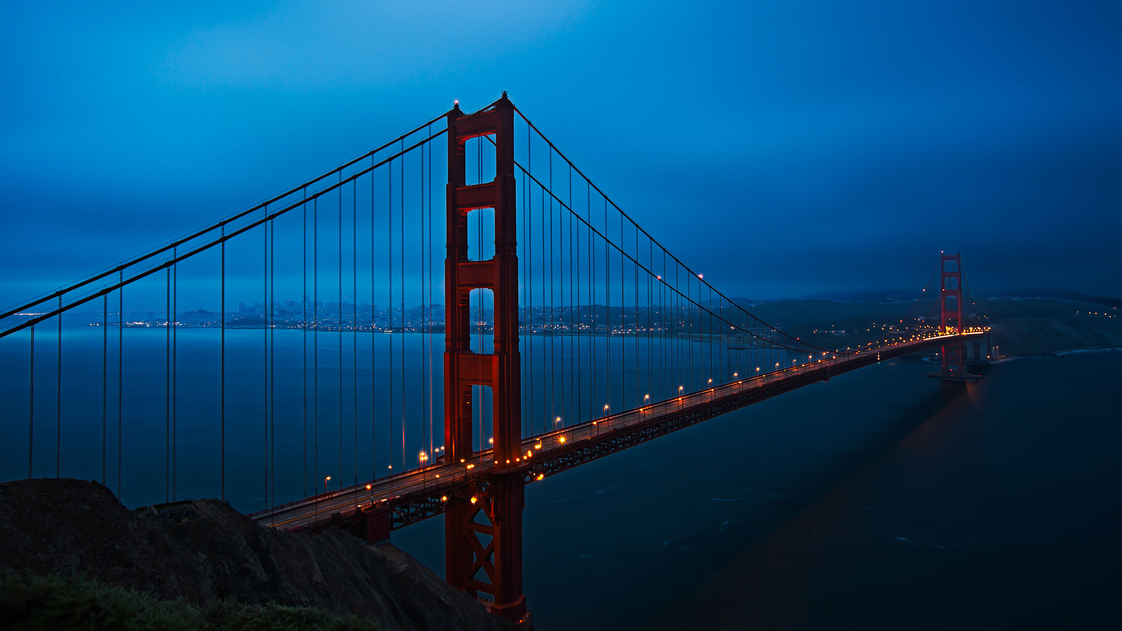 San Francisco Sleeps