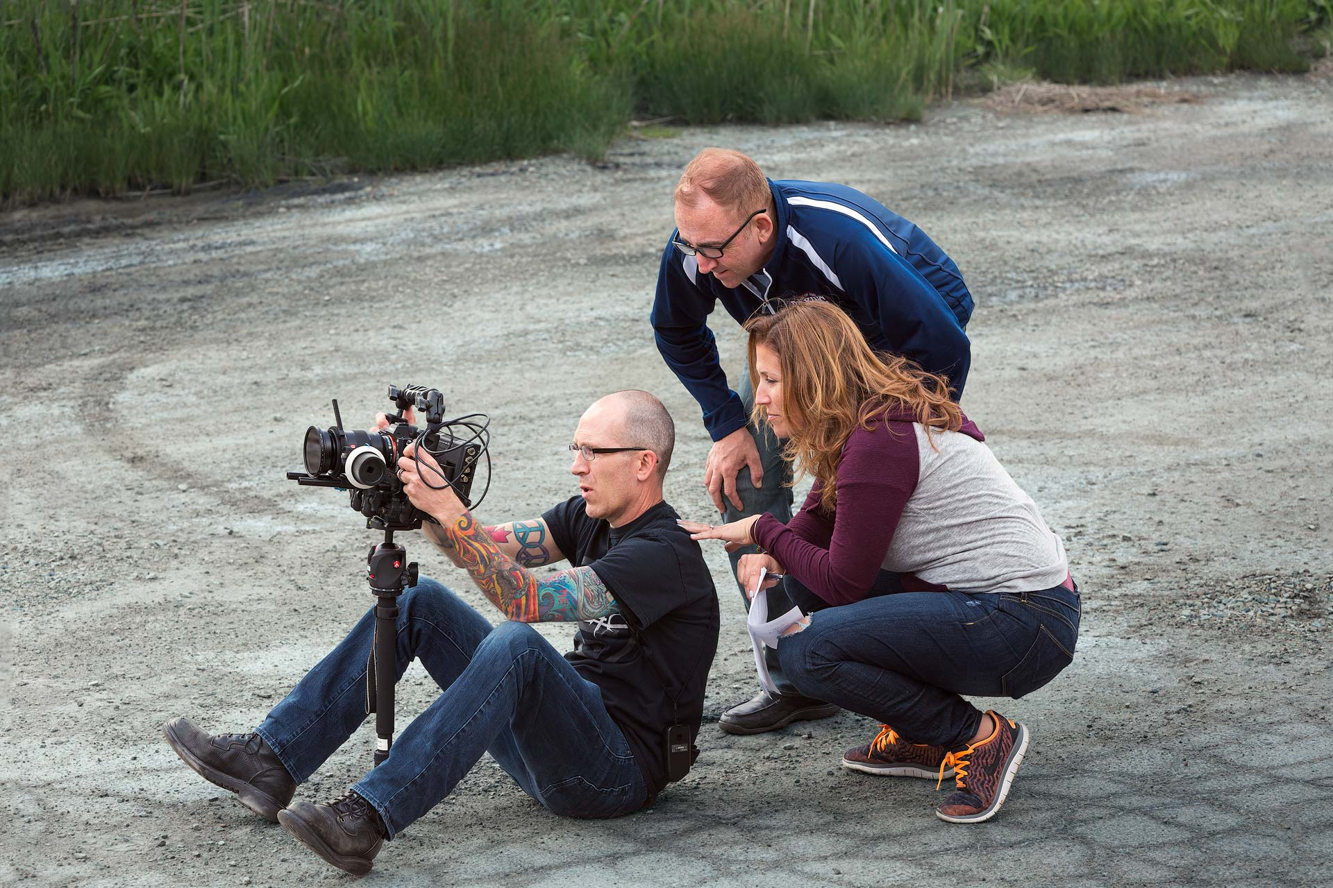 Capturing the Scene