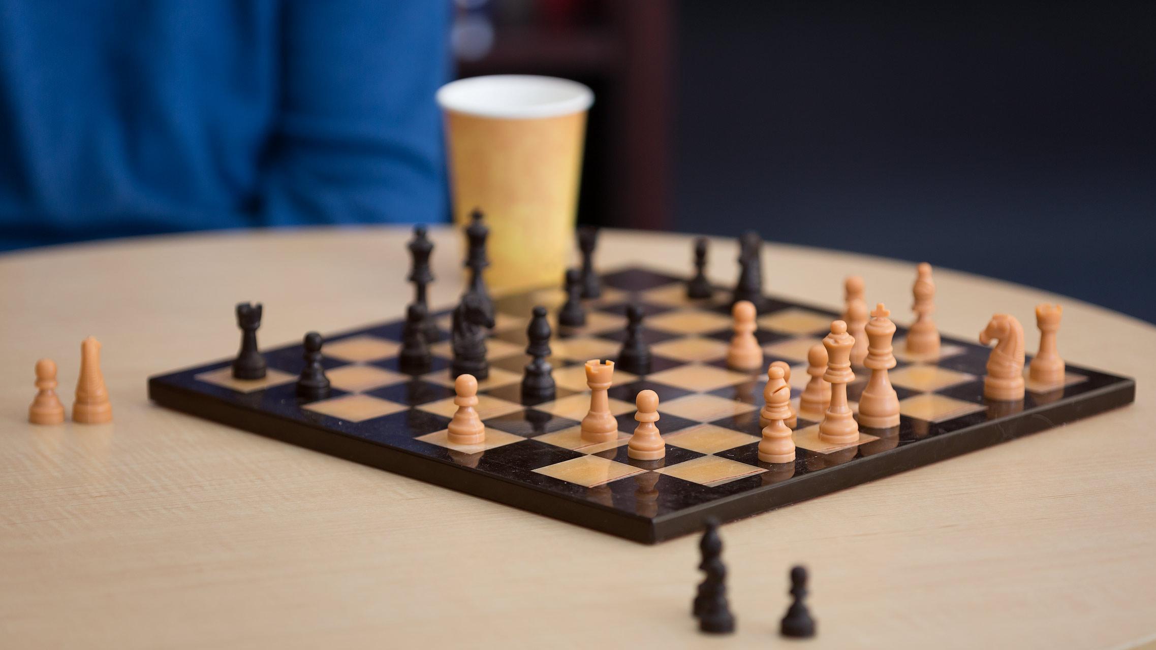Deciding The Next Move