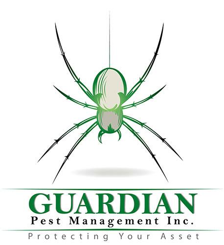 Guardian Pest Logo