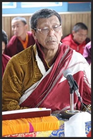 Lama Rigdzin P'huntsok