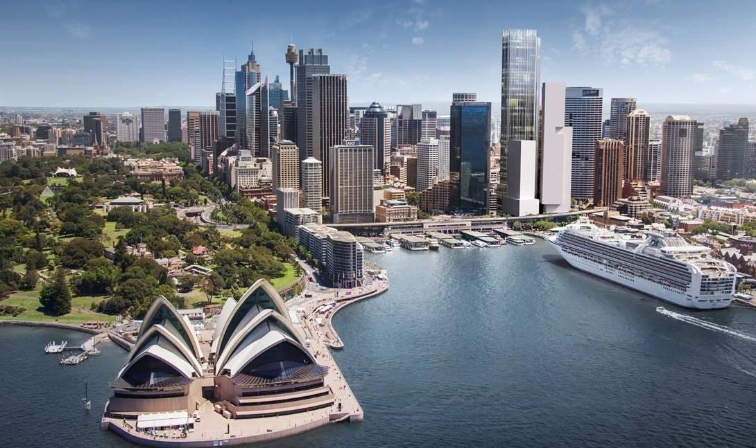 Circular Quay Tower, Sydney
