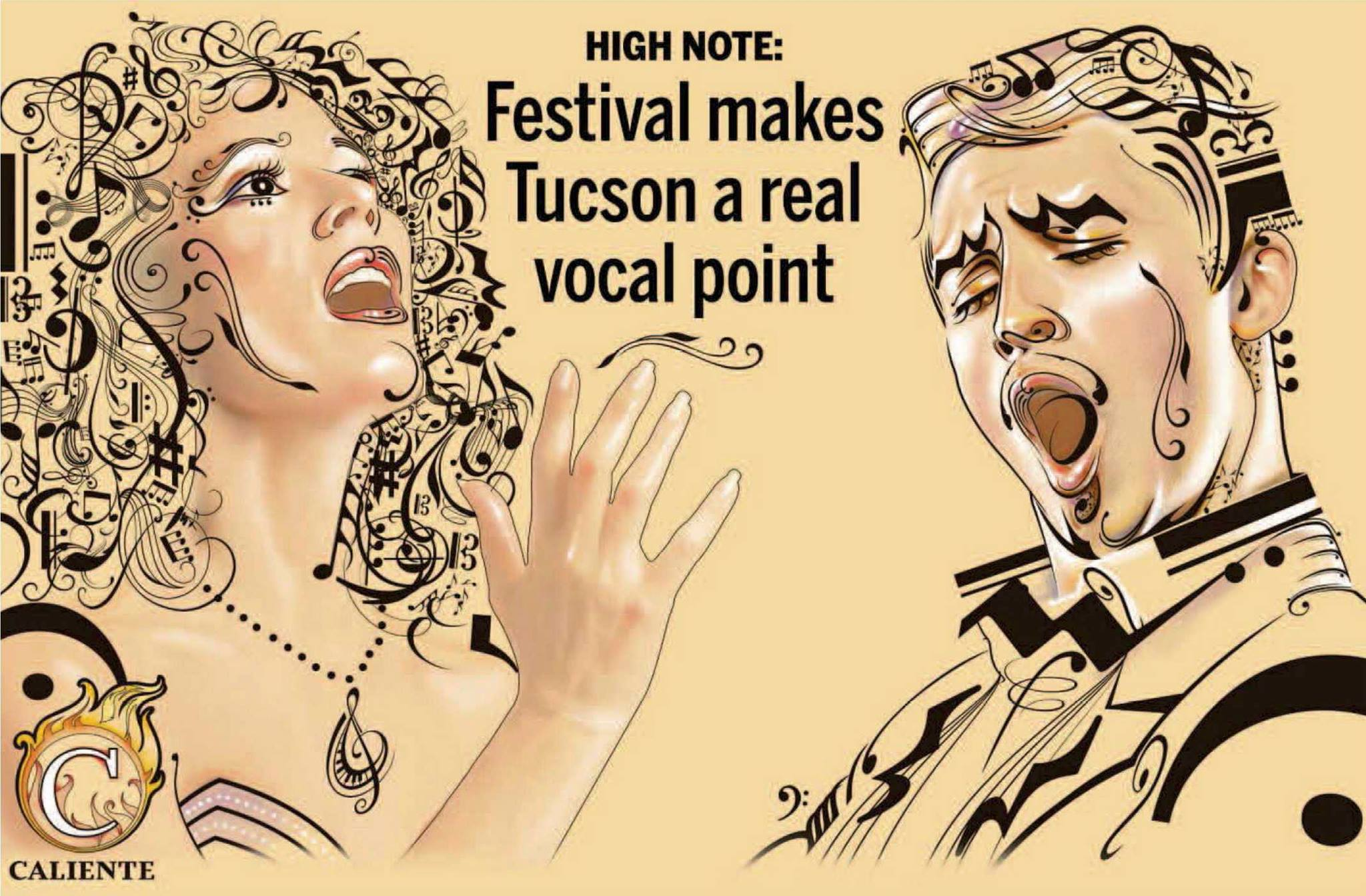 Artwork by Tammie Graves for Arizona Daily Star