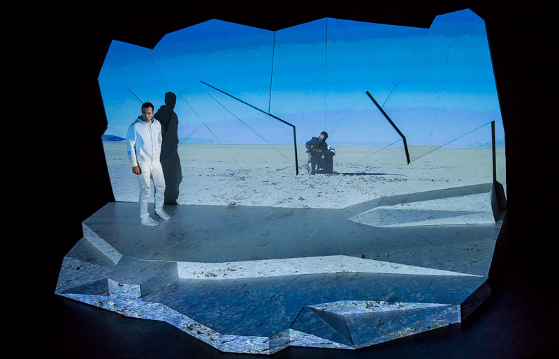 """Image of """"Winterreise""""by Raftermen for The Atlanta Opera"""