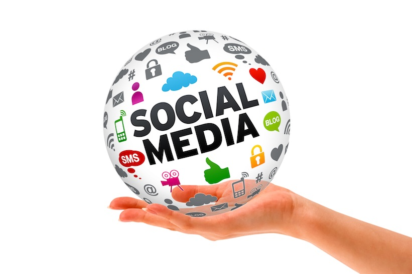Social Media: Find l Connect l Engage