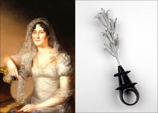 Portrait of Margaretta Ann Ryan | Finger Vase: To Hold Things We've Lost or Destroyed