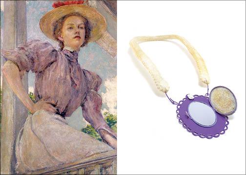 Summer Girl | Summer's Locket Necklace