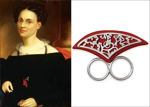 Portrait of a Woman | Ring