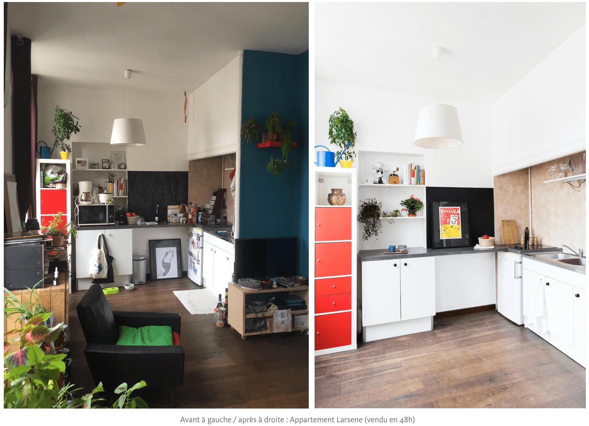 Home Staging Photos Avant Après le spécial avant/après bumper — bumper