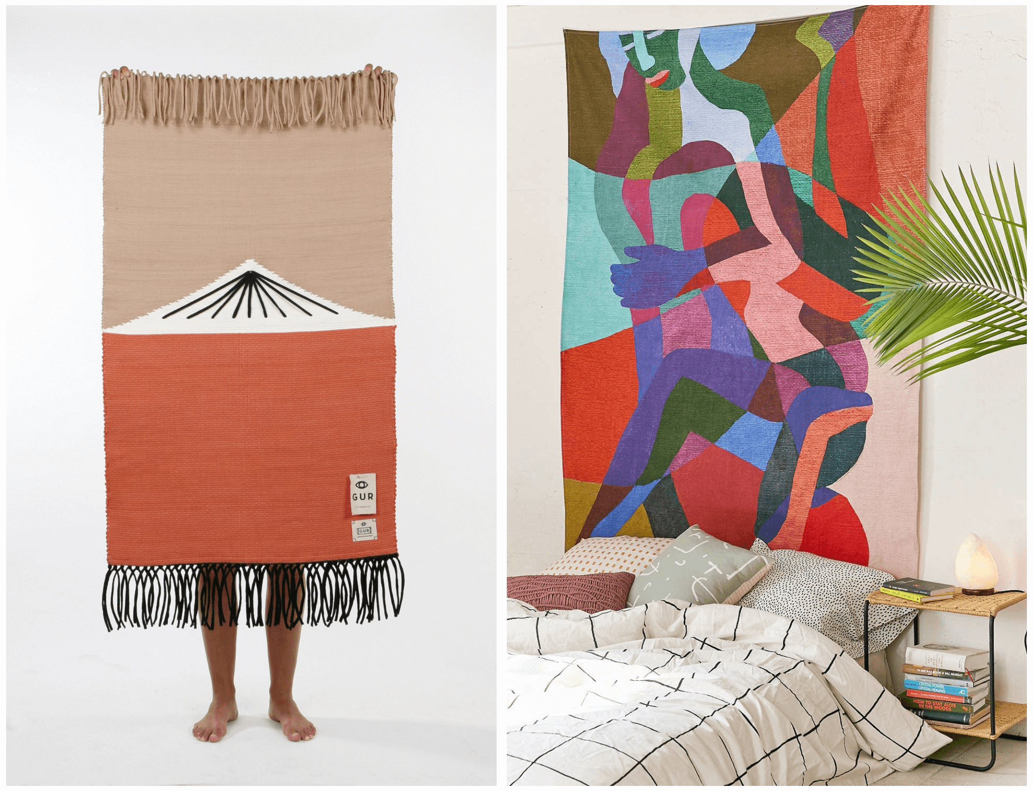 Rug by Gur  &  Urban Outfitters