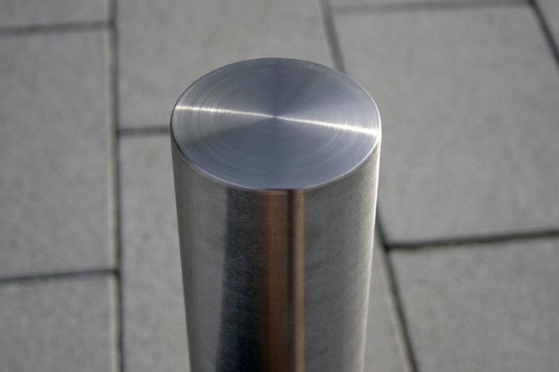 s23ss bollard detail