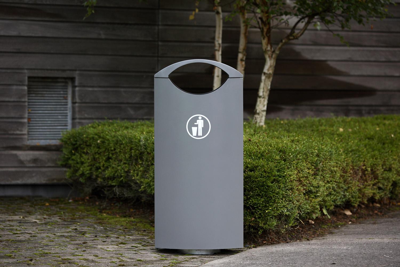 s16.2 litter bin
