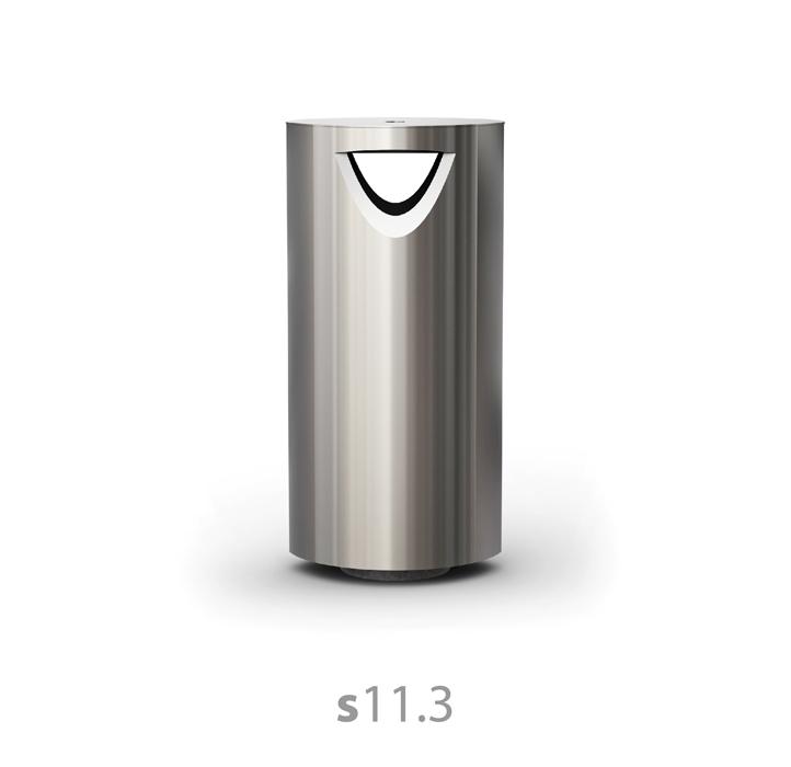 s11.3 litter bin