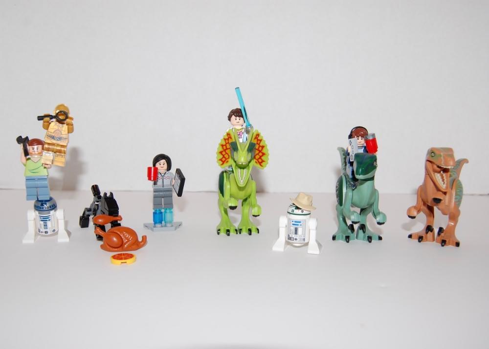 The Family Avatars