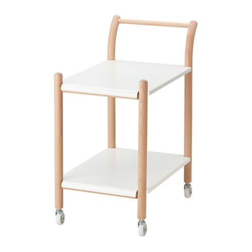 Side Table on Castors - $139