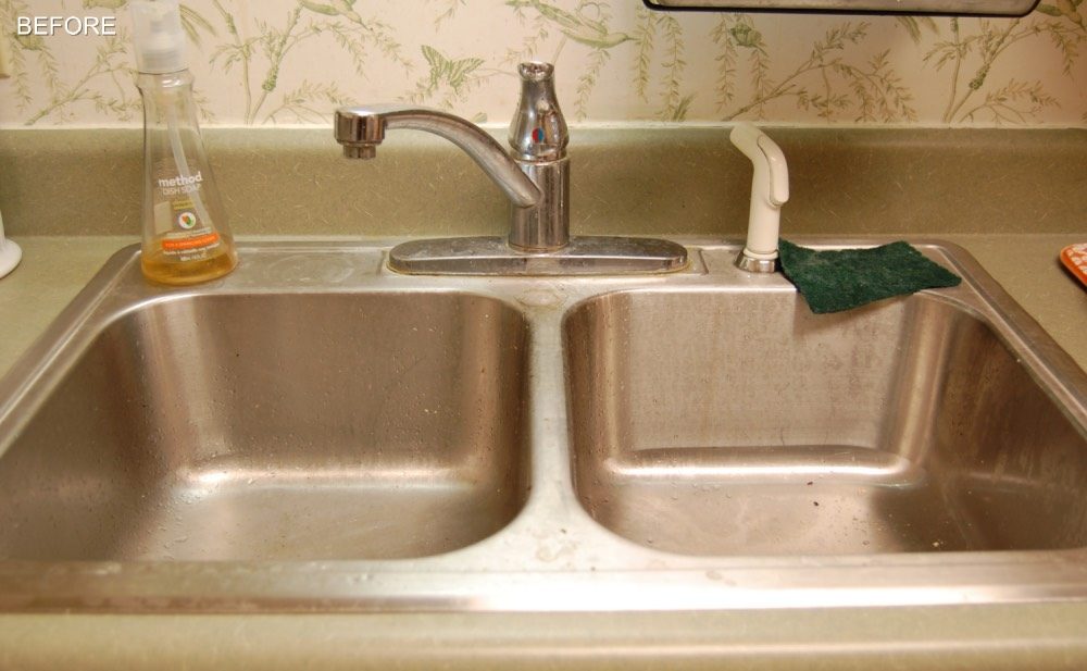 The Sink Before - Not Hiding the Shame Today