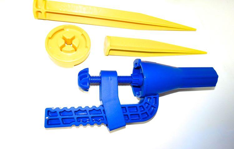 Multi - Purpose Umbrella Holder