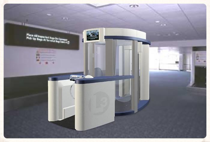 L3 Communication Scanner