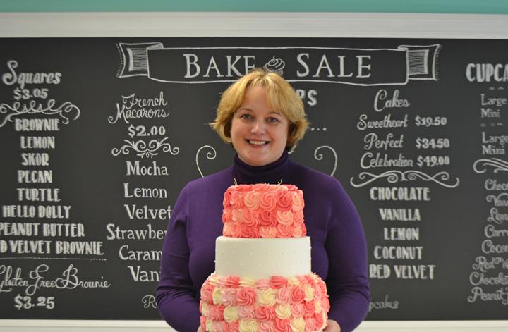 Bake Sale Toronto Stacey Holden President Owner Kingsway Village Bakery blog.jpg